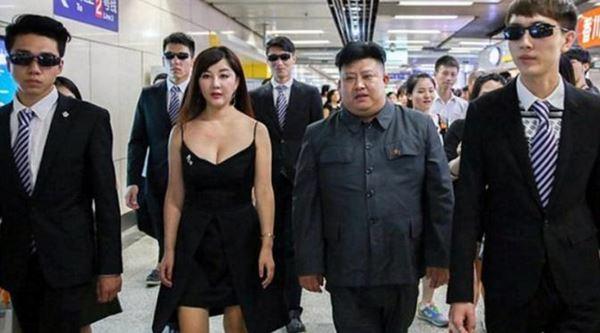 Pria Ini Operasi Plastik Mirip Kim Jong Un untuk Kencani seorang Artis 2