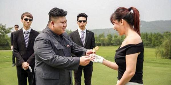 Pria Ini Operasi Plastik Mirip Kim Jong Un untuk Kencani seorang Artis 3