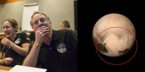 Wow, Ternyata Pluto Juga Memiliki Sebuah Hati!