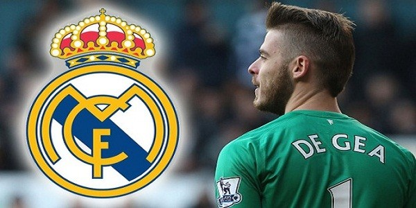 De Gea dan Real Madrid