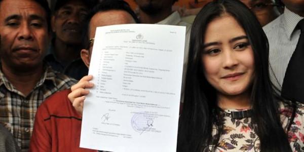 Hasil Tes Keluar, Prilly Latuconsina Siap Seret Haters ke Penjara