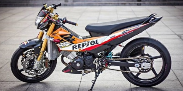 Resmi Dirilis, Ini Spesifikasi Lengkap Honda 'Ayago' Sonic 150R