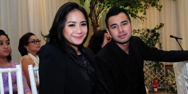 Nagita Lahirkan Bayi dengan Selamat, Raffi Ahmad Resmi Jadi Ayah
