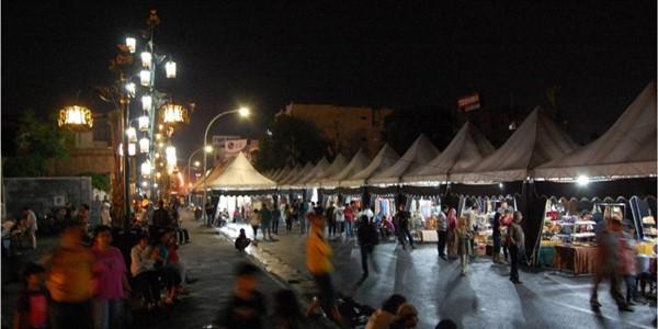 Ngarsopura Night Market
