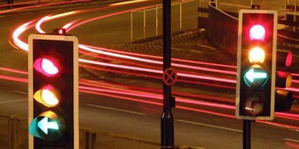 Kapan lampu lalu lintas pertama kali ditemukan