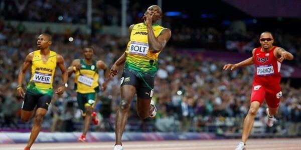 Usain Bolt sabet dua medali beijing