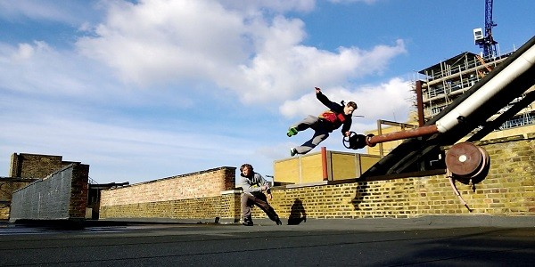 freerunning dan parkour