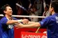 Singkirkan Unggulan Teratas, Ahsan/Hendra ke Final!