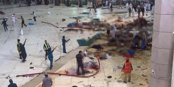 Ini Daftar 33 Jamaah Asal Indonesia Jadi Korban Tragedi Mekkah