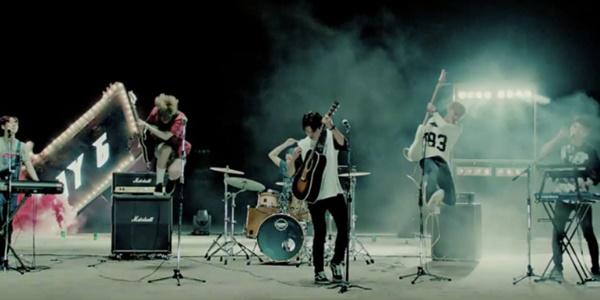 JYP Entertainment Mulai Perkenalkan DAY6, Boyband Baru Adik '2PM'