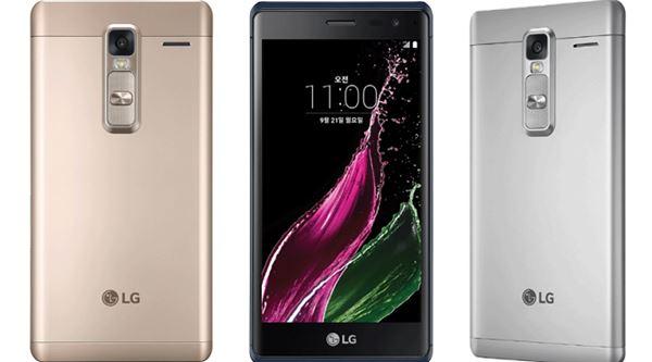 LG Glass, Smartphone Terbaru LG dengan Snapdragon 410 quad-core 64-bit