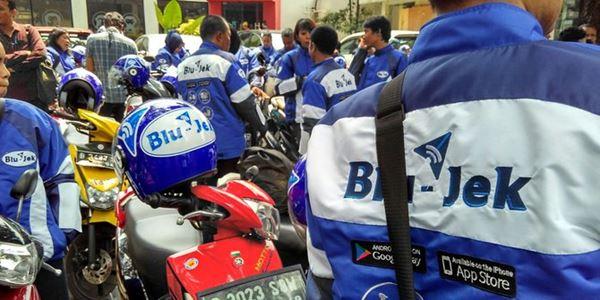 Resmi Launching, Blu-Jek Bakal Beroperasi Mulai Besok!