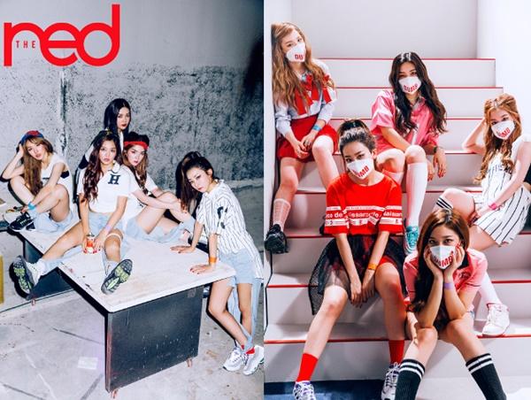 Rilis Teaser Dumb Dumb, Para Personel Red Velvet Jadi Pegawai Kantor