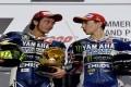 Rossi dan Lorenzo, Rival Tim Yang Saling Bersaing