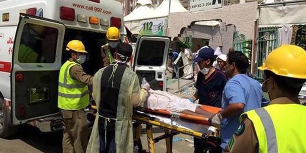 Satu Jamaah WNI Ditemukan Tewas dalam Tragedi Mina Sore Tadi