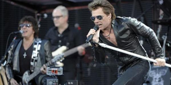 Sudah Tiba di jakarta, Bon Jovi Bakal Gelar Latihan Sore Nanti