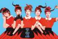 """Red Velvet Tampil Dengan Gaya Playful dalam """"Dumb Dumb"""""""