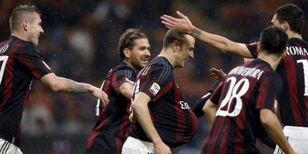 AC Milan vs Chievo Luca Antonelli Jadi Penentu Kemenangan Milan