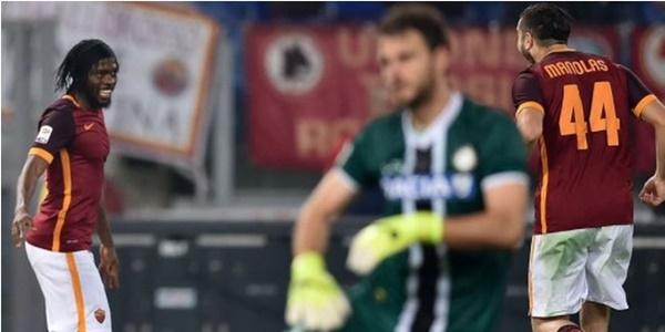 AS Roma vs Udinese: Menang 3-1, Roma Sukses Geser Inter dari Puncak