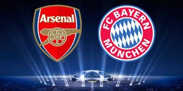 Arsenal VS Bayern Muenchen:  Bangkit atau Menyerah The Gunners?