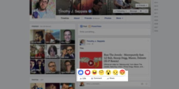 Contek Line, Facebook Bakal Luncurkan Like Bentuk Emoji
