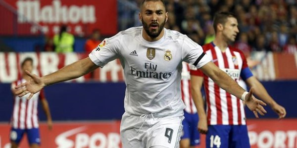 Derby Madrid antara Atletico Madrid Vs Real Madrid Berakhir Imbang