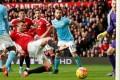 Hasil Liga Inggris: Derby Manchester Berakhir Tanpa Ada Pemenang