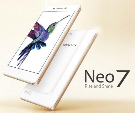 Review Oppo Neo 7, Phablet Terbaru Oppo