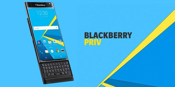 Kalah Bersaing, Blackberry Priv Bakal Jadi Ponsel Terakhir Blackberry