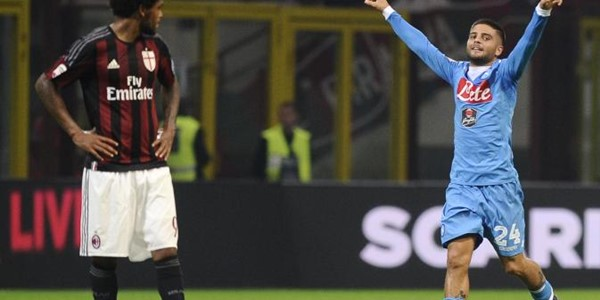 Kembali Mengamuk, Laga AC Milan vs Napoli Milik I Partenopei