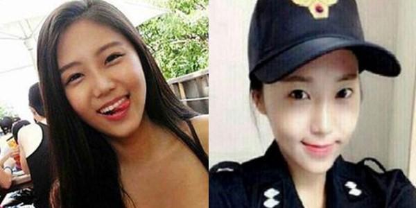 Kim Miso, Mantan Model Panas di Korea yang Kini jadi Polwan Tercantik