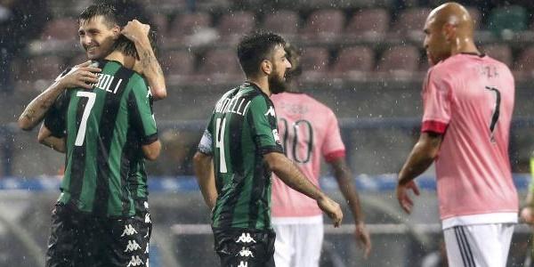 Sassuolo vs Juventus Kalah Lagi, Nyonnya Tua yang Makin Merana