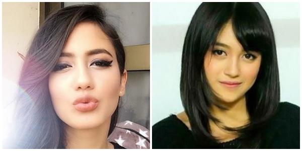 Selfie Duo Cantik, Pevita Pearce - Nabila JKT48 Hebohkan Netizen 2