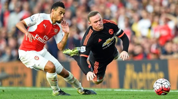 Tampil Tregginas, Arsenal Menangkan Laga Arsenal vs Manchester United