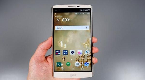 Usung Dual Layar serta Kamera 16MP, LG V10 Resmi Dirilis
