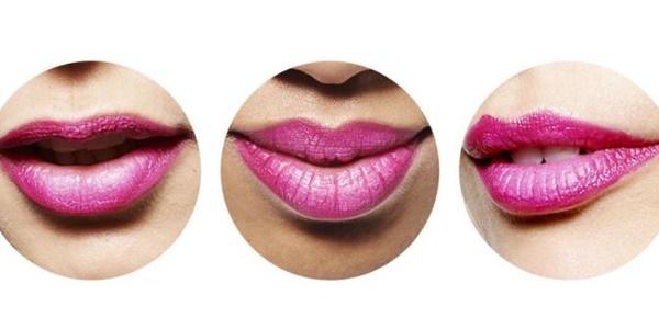 Bibir Ombre, Jadi Tren Make-Up di Akhir Tahun 2015