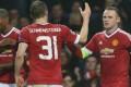Hasil Liga Champions: Man United Vs CSKA Moscow, Rooney Jadi Pembeda