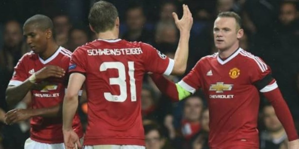 Hasil Liga Champions Man United Vs CSKA Moscow, Rooney Jadi Pembeda