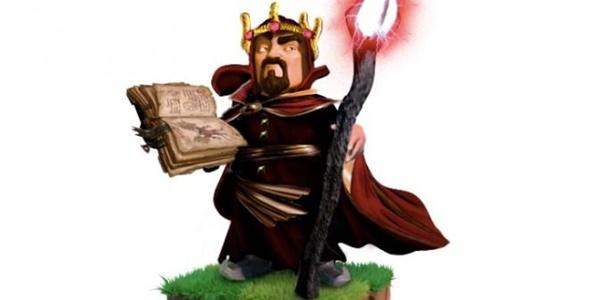 Inilah Penampakan Master Wizard, Hero Anyar di Clash of Clans