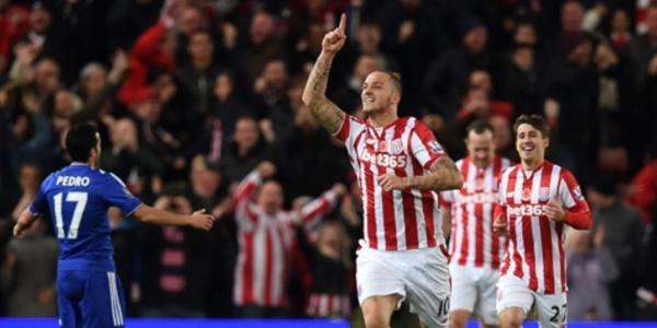 Stoke City Vs Chelsea Berakhir 1-0, Bagaimana Nasib Mourinho