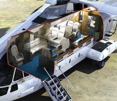 TNI AU Helikopter Baru Supermewah Khusus untuk Jokowi dan Tamu VVIP 2