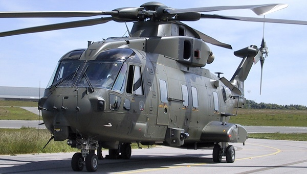 TNI AU Helikopter Baru Supermewah Khusus untuk Jokowi dan Tamu VVIP