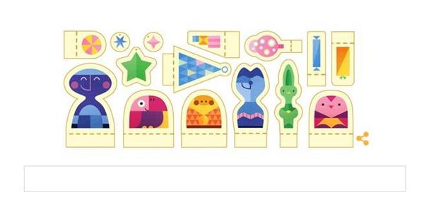 Doodle 'tis the season!' Cara Unik Google Ucapkan Selamat Berlibur