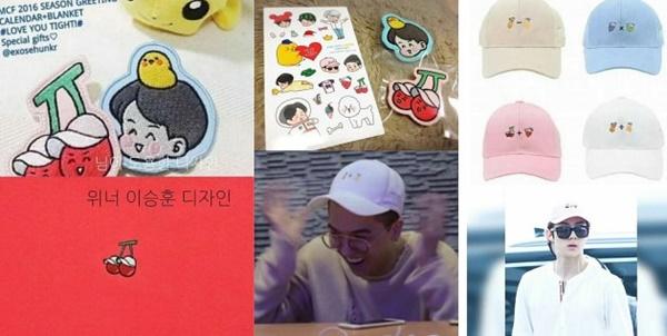 EXO-L dan Inner Circle Fanwar usai Fansite Sehun Ketahuan Curi Desain 2