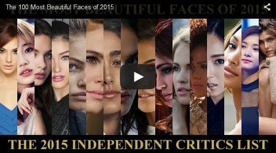 Indonesia Sumbang Satu Nama, Inilah Daftar 100 Wanita Tercantik 2015