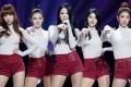 "Meski Mabuk, Netizen Puji Suara Merdu EXID di ""Hot Pink"" versi Akustik"
