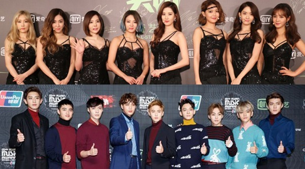 Netizen Puas SNSD dan EXO Bakal Tampil di 'KBS Gayo Festival 2015'