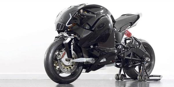 Saietta NGS, Superbike Berenaga Listrik Seharga Rp884 Juta