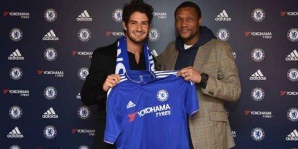 Alexandre Pato Akhirnya Secara Resmi Pindah ke Chelsea
