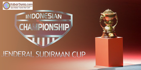 Final Piala Jendral Sudirman